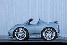 "When SmartCars meet luxury cars... ""Smerrari"""