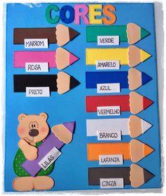 Resultado de imagem para painel das cores