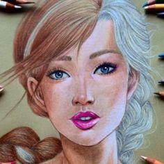 Cette artiste fan de Disney fait fusionner les visages des gentils avec les méchants des plus grands dessins animés de notre enfance !