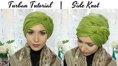 TURBAN TUTORIAL | Side knot