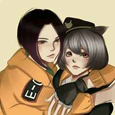 Anime Neko, Otaku Anime, Cartoon Memes, Cartoon Art, Akali Lol, Miya Mobile Legends, Alucard Mobile Legends, Moba Legends, Legend Games