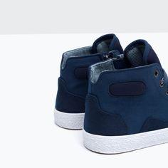 BASKET DETALLES - Zapatos - Niño - Niños | 4 - 14 años - NIÑOS | ZARA España