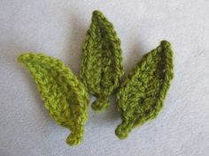 Wind Rose Fiber Studio: Veined Leaf ~ Free Crochet Pattern For gallery project