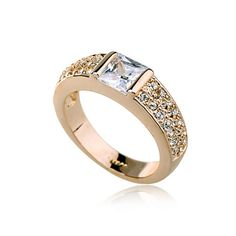 bague d'engagement bague imposante bague de par FASHIONJEWELRY7, $20.00
