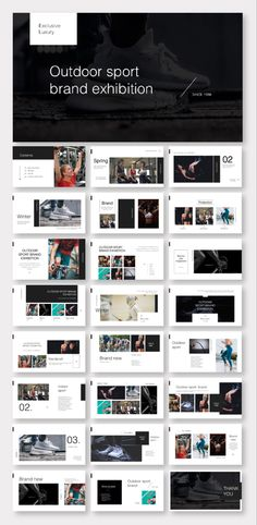 Luxury Fashion Powerpoint Template Printer - Responsive Multi-Purpose Creative With Page Builder Powerpoint Design Templates, Ppt Design, Joomla Templates, Book Design Layout, Brochure Design, Graphic Design, Brand Presentation, Presentation Layout, Business Presentation