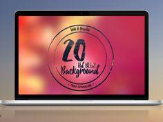 Free 20 HD Blur Background