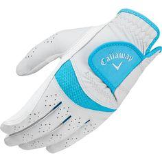 Callaway Women's X-Tech Golf Glove, Gray