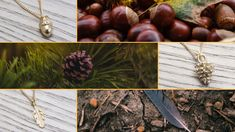 October Giveaway: Win an Autumn Necklace by Pursuits Ruby Tuesdays, Washer Necklace, Pendant Necklace, Pine Cone, Acorn, Giveaways, Feather, October, Autumn
