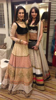Lehengas by MischB Couture