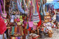 Bali shopping markets