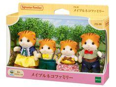 Sylvanian Families CURTAIN M SIZE x 2 Fan Club  Epoch Japan Calico Critters