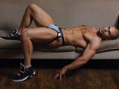 This week's model of the week, Todd Sanfield, is a pharmacy student, underwear designer, and model. He gave us the low down on his new collection and more.