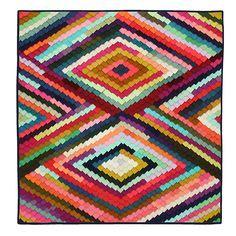 Pine Burr quilt-Tara Faughnan