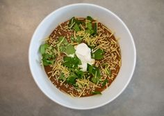 http://leftonamelia.com/soups/black-bean-soup/