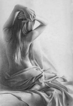Dibujos Mujeres de Espalda, Denis Chernov by proteamundi