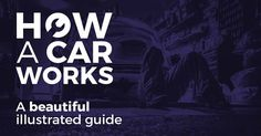 A beautiful detailed guide to how cars work with over 280 articles and 2,000 illustrations.
