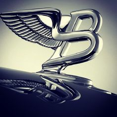 One of the most beautiful hood ornaments you can see on a car. #Art #Autos