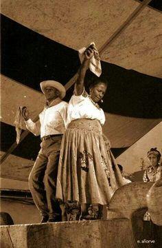 Baile de tarima. Tixtla Guerrero.