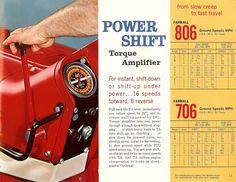 IH Torque Amplifier Red Tractor, Farmall Tractors, Classic Tractor, Case Ih, International Harvester, Vintage Ads, Farming, Literature, Tractors