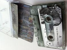 Mollusc Minds cassette, original experimental music