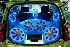 Car Audio: Car Speakers, Amplifiers & Stereos