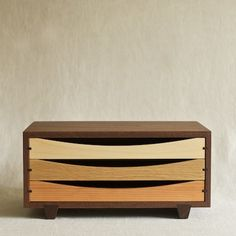 tricolor wood desktop chest / arms / @muhshome