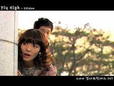 SHINee - Fly High (Prosecutor Princess OST) MV