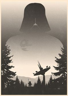 30 new amazing Star Wars illustrations | From up North