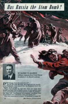 Has Russia the Atom Bomb? (Mar, 1948)