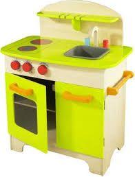 Resultado de imagen para comprar cocinas infantiles de madera