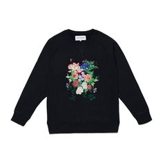 Bianca Chandon – Floral Crewneck