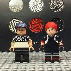 Twenty One Legos