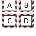 Print and use for your boggle board!   ...