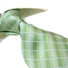 Towergem 100% Silk Woven Tie For men Necktie « Clothing Impulse