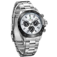 2014 WEIDE Military Watch, Men Quartz Luxury Brand Gold Sports Diving Watch