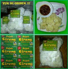 Yeay this's RUJAK CIRENG tradisional food from Bandung only 15.000 on idr