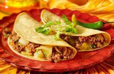 Tacos de Chorizo y Papa