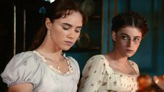 Pride and Prejudice and Zombies - Mary Bennet and Kitty Bennet
