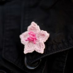 Broche Sakura