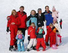 Dutch Royal Family Annual Winter Photocall