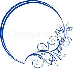Vector of 'decorative oval frame'