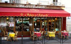 Le Relais de l'Entrecote/ Champs-Elysees, Paris