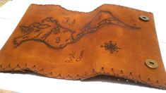 North and South America map Tobacco Pouch, Leather Tobacco Case, Tobacco Smokers, Pyrography Handcrafted Vintage Genuine Leather smokers bag Preppy Fall Outfits, Summer Fashion Outfits, Women's Fashion, Leather Dye, Leather Pouch, Pyrography Designs, Maps For Kids, North And South America, Oils For Skin
