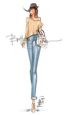 Brittany Fuson: Eva Longoria