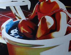 "Check out new work on my @Behance portfolio: ""Pintura acrílica"" http://on.be.net/1LG1Izn"