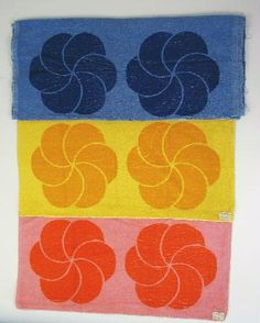 Finlayson terry cloth towels