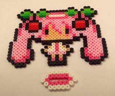 Vocaloid Cherry Miku  by YattaCreations
