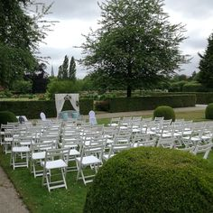 Schloss Rheda Orangerie Freie Trauung, Trauung im Freien, Outdoor Hochzeit, Fräulein Herzrasen, Ostwestfalen Lippe Stepping Stones, Outdoor Decor, Outdoor Wedding Seating, Newlyweds, Getting Married, Landscape, Nice Asses, Stair Risers