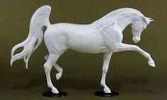 Seunta LLC - Firiona | Arabian Resin Model Horse