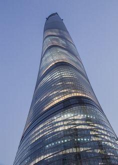 Galería de Diseñado por Gensler, la Torre Shanghai es nombrado el mejor rascacielos del 2016 - 1